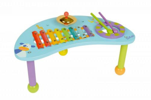 BOIKIDO Hudební hrací stolek  cena od 0 Kč
