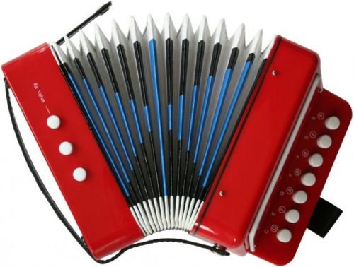 Alltoys Harmonika tahací cena od 452 Kč