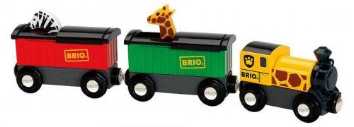 Brio Safari vláček cena od 269 Kč
