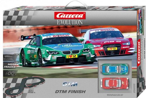 Carrera Autodráha EVO DTM Finish