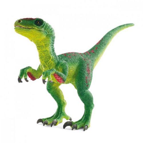 Schleich Velociraptor s pohyblivou čelistí cena od 219 Kč