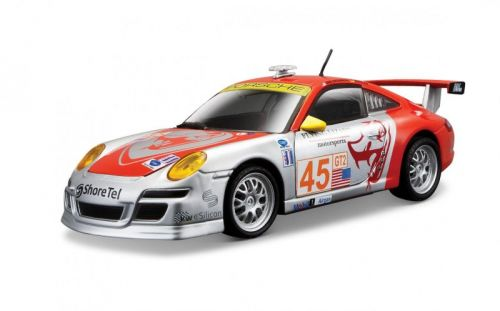 BBurago Racing Porsche 911 GT3 RSR