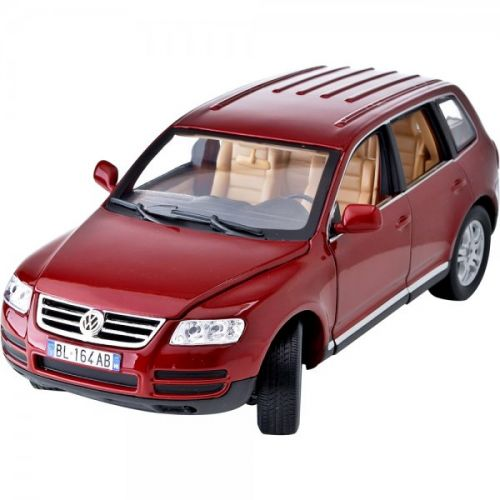 BBurago Volkswagen Touareg 1:18 cena od 835 Kč