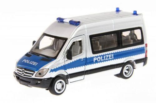 SIKU Policejní minibus Mercedes