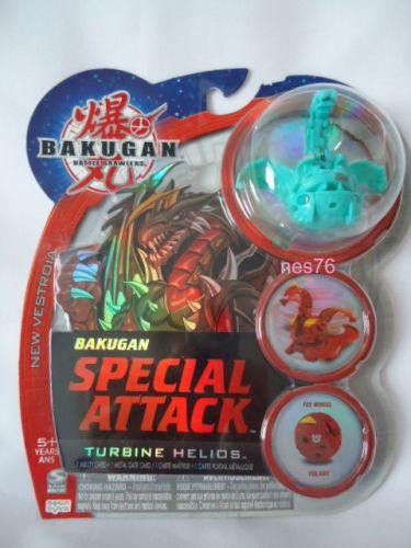 SPINMASTER Bakugan speciální útok cena od 0 Kč