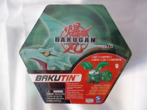 SPIN MASTER Bakugan Bakutin sestava cena od 599 Kč