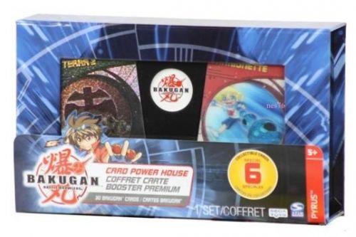 SPIN MASTER Bakugan Pouzdro+30 kartiček cena od 0 Kč