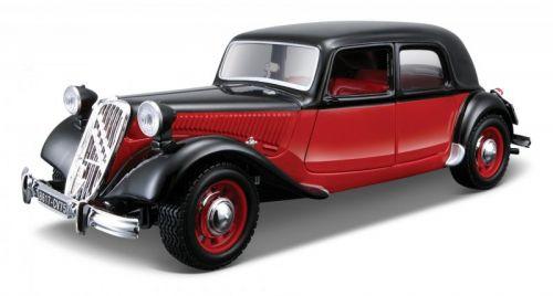 BBurago Citroen 15CV TA 1938 1:24 cena od 369 Kč