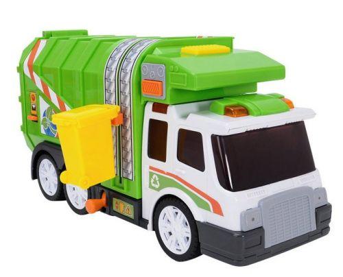 Dickie Action Series Popelářské auto
