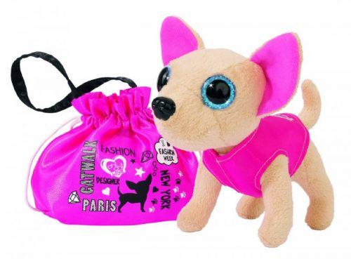 Simba ChiChi Love Minies pejsek čivava s kabelkou cena od 375 Kč