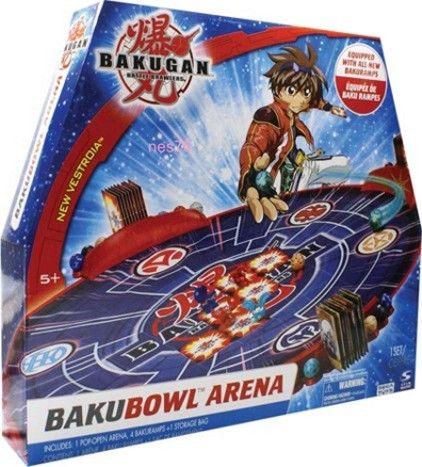 SPINMASTER Bakugan Bakubowl kruhová aréna cena od 0 Kč