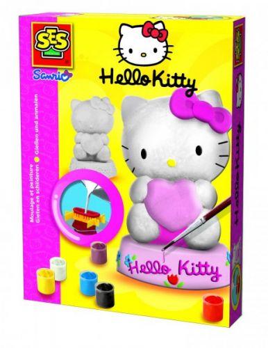 SES Sádrový komplet Hello Kitty cena od 0 Kč