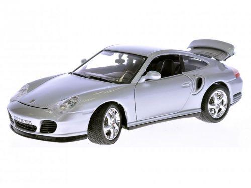BBurago Porsche 911 Turbo 1:18 cena od 819 Kč