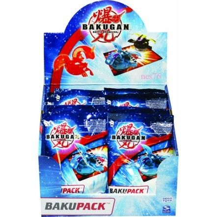 SPINMASTER Bakugan Bacupack cena od 49 Kč