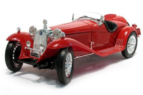 BBurago Alfa Romeo 8C 2300 cena od 829 Kč