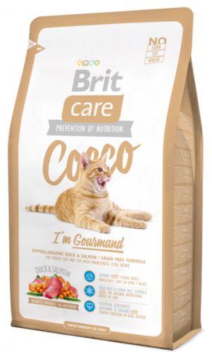 Brit Care Cat Cocco I´am Gourmand 7 kg