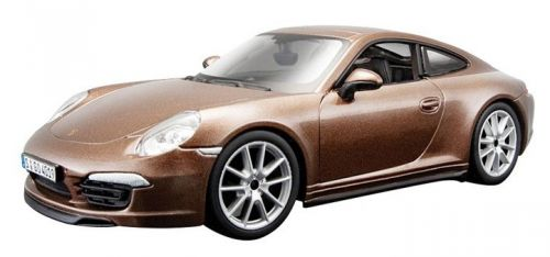 BBurago Porsche 911 Carrera S 1:24 cena od 379 Kč