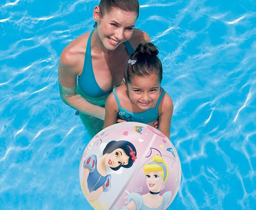 Bestway Nafukovací míč Princess 51 cm