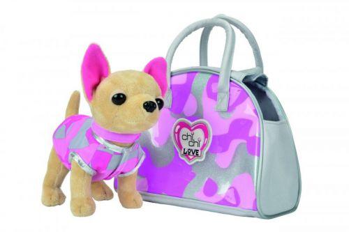 Simba ChiChi Love čivava Camo Fashion v tašce