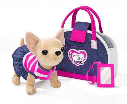 Simba ChiChi Love pejsek čivava Denim Fashion cena od 649 Kč