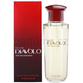 Antonio Banderas Diavolo for Men toaletní voda pro muže 100 ml