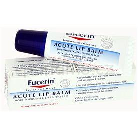 Eucerin Dry Skin Urea balzám na rty (Acute Lip Balm) 10 ml