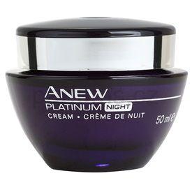 Avon Anew Platinum noční krém (Night Cream) 50 ml