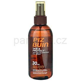 Piz Buin Tan & Protect olej na opalování SPF 30 (Tan Accelerating Oil Spray) 150 ml