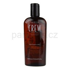 American Crew Classic gel na vlasy pro objem a lesk (Firm Hold Styling Gel) 250 ml