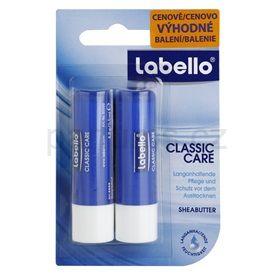 Labello Classic Care balzám na rty 2 pcs