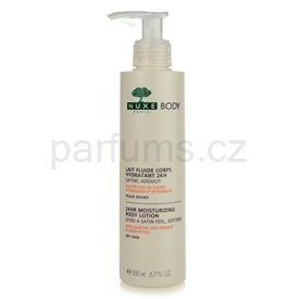 Nuxe Body tělové hydratační mléko pro suchou pokožku (24hr Moisturizing Body Lotion) 200 ml cena od 211 Kč
