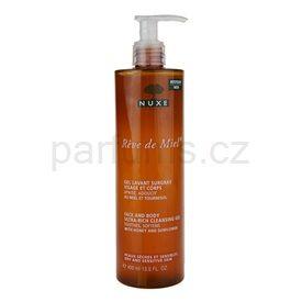 Nuxe Reve de Miel čisticí gel pro suchou pokožku (Face and Body Ultra-Rich Cleansing Gel) 400 ml cena od 253 Kč