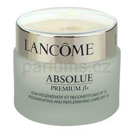 Lancome Absolue Premium ßx denní zpevňující a protivráskový krém SPF 15 (Regenerating and Replenishing Care) 50 ml