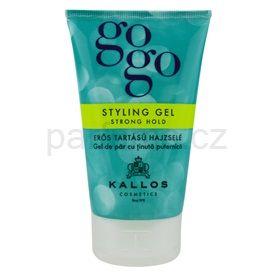 Kallos Gogo gel na vlasy silné zpevnění (Styling Gel Strong Hold) 125 ml