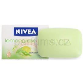 Nivea Lemongrass & Oil tuhé mýdlo (Soap) 100 g cena od 19 Kč
