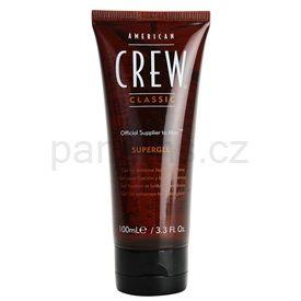 American Crew Classic gel na vlasy extra silné zpevnění (Superglue) 100 ml