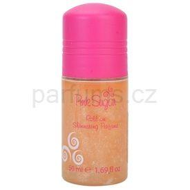Aquolina Pink Sugar deodorant roll-on pro ženy 50 ml