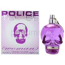 Police To Be Woman parfemovaná voda pro ženy 75 ml