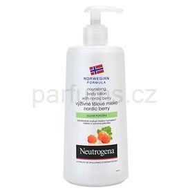 Neutrogena NordicBerry vyživující tělové mléko pro suchou pokožku (Nourishing Body Lotion) 250 ml