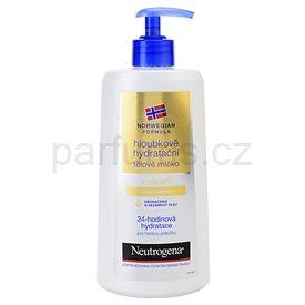 Neutrogena Body Care hloubkově hydratační tělové mléko s olejem (Deep Moisturizing Body Milk) 400 ml