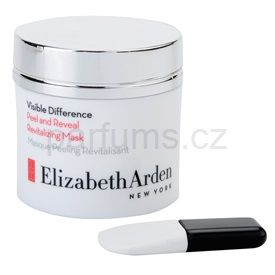 Elizabeth Arden Visible Difference revitalizační peelingová maska (Peel and Reveal) 50 ml