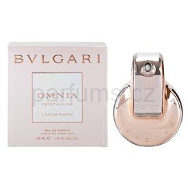Bvlgari Omnia Crystalline parfemovaná voda pro ženy 40 ml