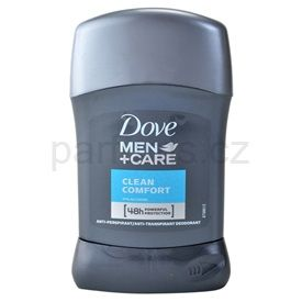 Dove Men +Care Clean Comfort antiperspirant 48h (Anti-perspirant Deodorant) 50 ml cena od 48 Kč