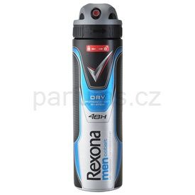 Rexona Men Dry antiperspirant ve spreji Cobalt (Antiperspirant) 150 ml