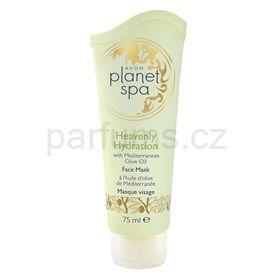 Avon Planet Spa Heavenly Hydration hydratační a vyživující maska (Hydrating Face Mask) 75 ml