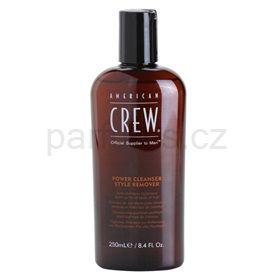 American Crew Classic čisticí šampon pro každodenní použití (Power Cleanser Style Remover) 250 ml