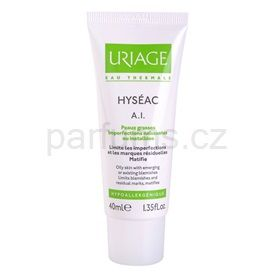 Uriage Hyséac A.I. hojivý krém pro problematickou pleť, akné (Oily skin with Emerging or Existing Blemishes) 40 ml