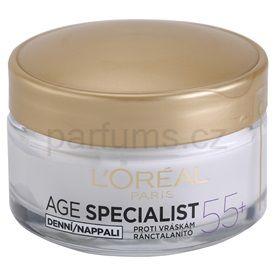 L'Oréal Paris Age Specialist 55+ denní krém proti vráskám (Recovering Care) 50 ml