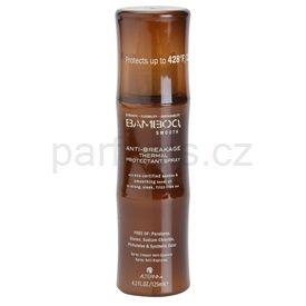 Alterna Bamboo Smooth ochranný sprej pro lámavé a namáhané vlasy (Anti-Breakage Thermal Protectant Spray) 125 ml