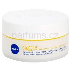 Nivea Visage Q10 Plus energizující denní krém proti vráskám SPF 15 (Energising Day Cream) 50 ml